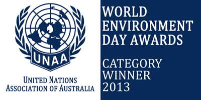Nursery & Garden Industry Environment Award 2013