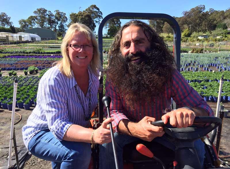 Costa from Gardening Australia